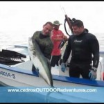 Cedros Spearfishing  with Cedros OUTDOOR Adventures